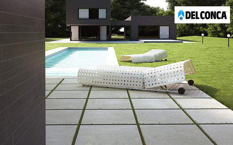DEL CONCA Outdoor paving stone Outside floors Flooring   