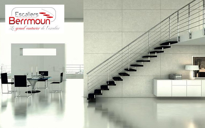 ESCALIERS BERRMOUN Suspended staircase Stairs and ladders House Equipment  |