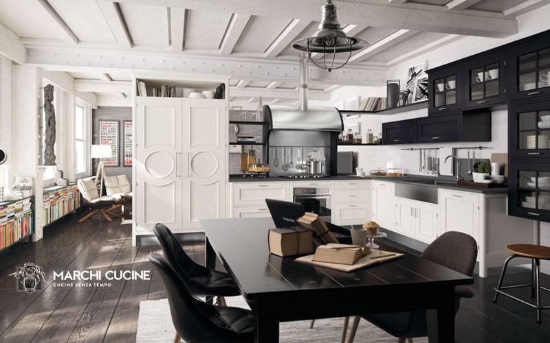 MARCHI CUCINE Built in kitchen Fitted kitchens Kitchen Equipment  |