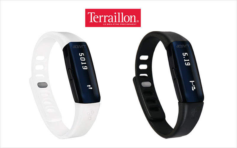 Terraillon France Connected bracelet Various Fitness equipment Fitness  |