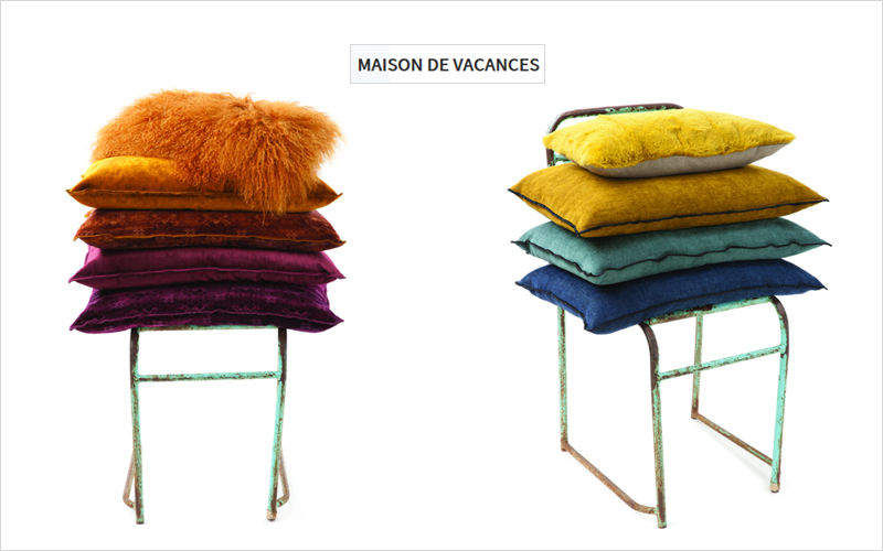Maison De Vacances Square Cushion Pillows & pillow-cases Household Linen  |