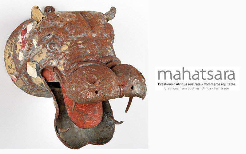 Mahatsara Hunting trophy Taxidermy and hunting trophy Ornaments   