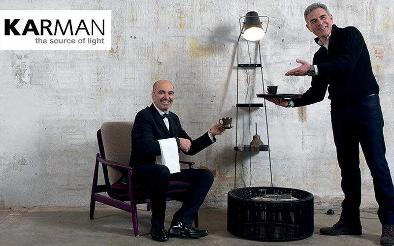 KARMAN Wall lamp Lamp-holders Lighting : Indoor  |