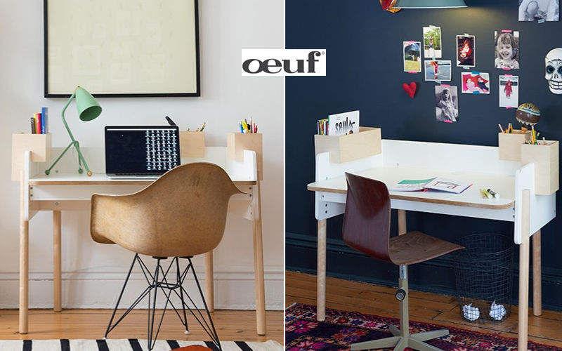 Oeuf Children's desk Children's Tables and desks Children's corner   