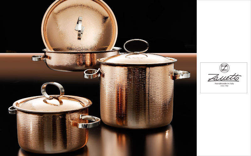 Zanetto Stew pot Casseroles Cookware  |