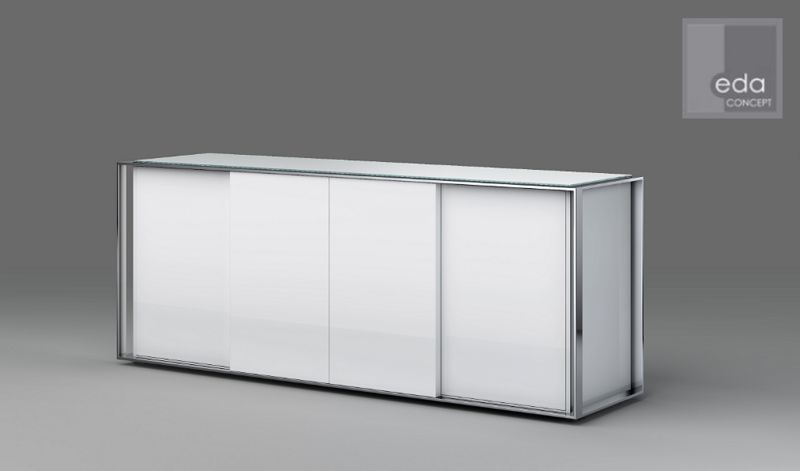 EDA  Concept Low Chest Cabinets and Buffets Storage  |