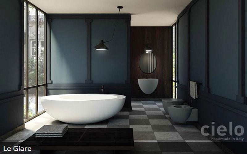 CIELO Freestanding bathtub Bathtubs Bathroom Accessories and Fixtures  |
