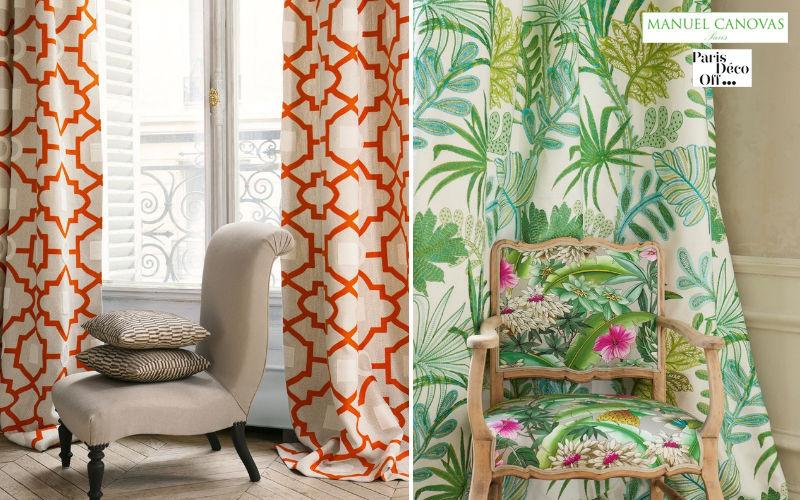 Manuel Canovas Printed material Furnishing fabrics Curtains Fabrics Trimmings   