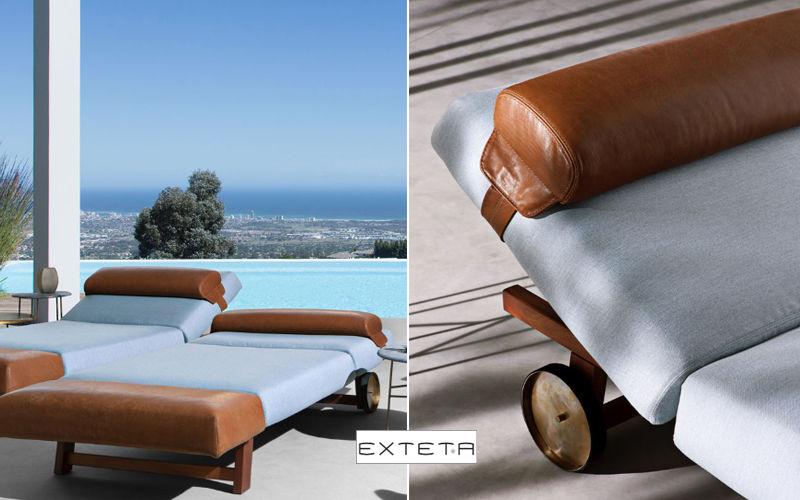 EXTETA Sun lounger Garden chaises longues Garden Furniture  |