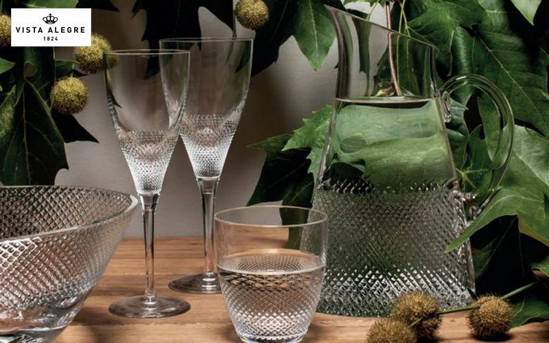 Vista Alegre Pitcher Bottles & Carafes Glassware  |
