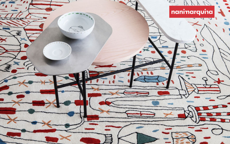 Nanimarquina Modern rug Modern carpets Carpets Rugs Tapestries  |