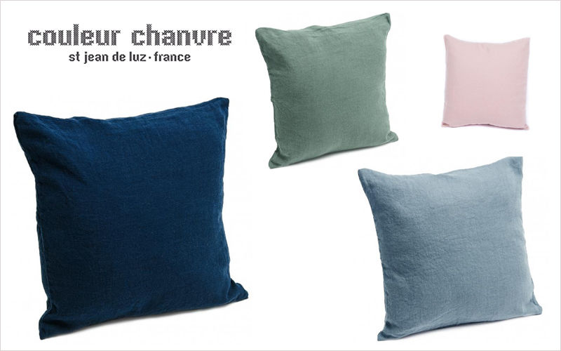 Couleur Chanvre Cushion cover Pillows & pillow-cases Household Linen  |
