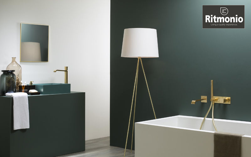 Ritmonio Wall mounted bath mixer Taps Bathroom Accessories and Fixtures  |