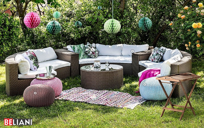 BELIANI Garden furniture set Complet garden furniture sets Garden Furniture  |