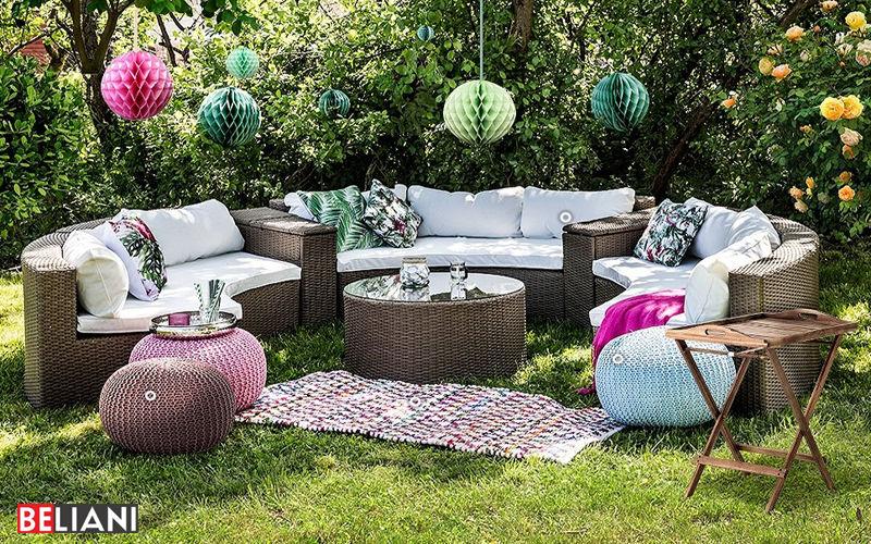 BELIANI Garden furniture set Complet garden furniture sets Garden Furniture  |