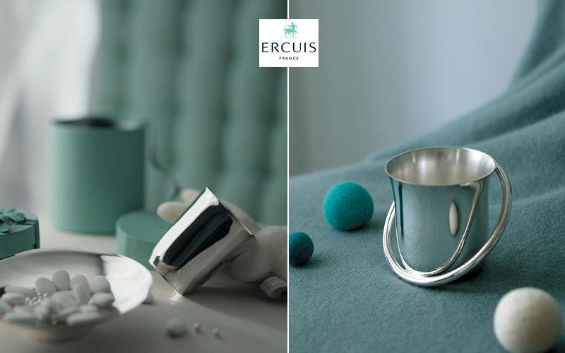 Ercuis Metal cup Glasses Glassware  |