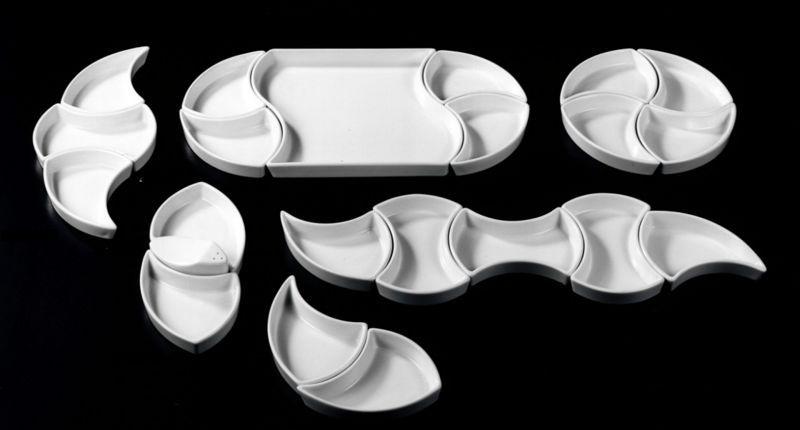 BMF KOENIG-PORZELLAN Pickle dish Cups and fingerbowls Crockery   