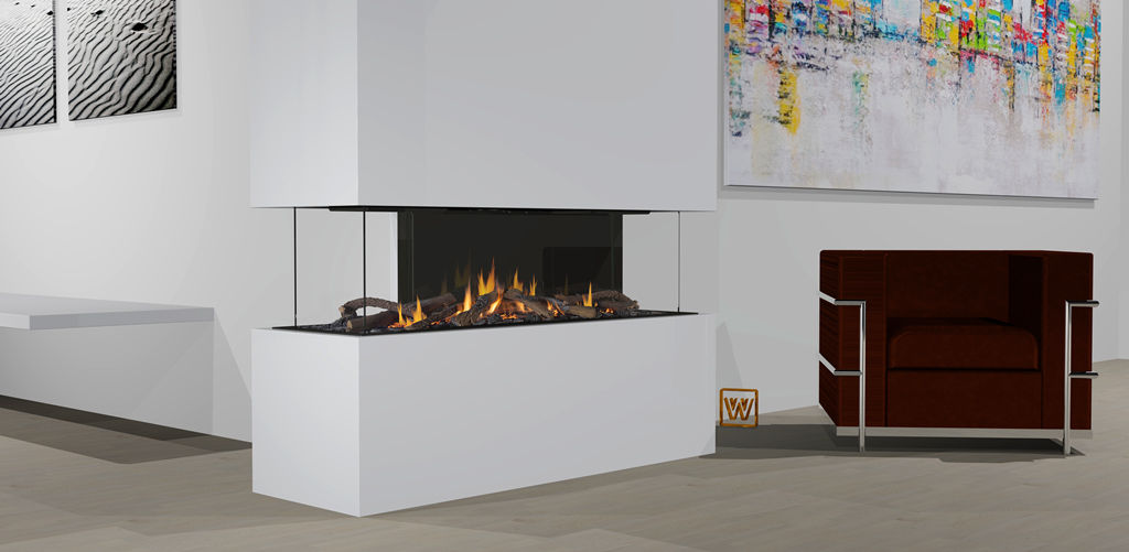 Alpinofen Gas fireplace Fireplaces Fireplace  |