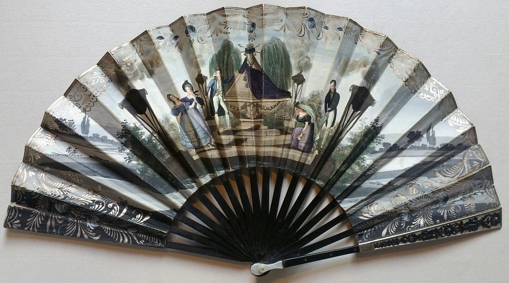 Le Curieux Fan Fans Decorative Items  |