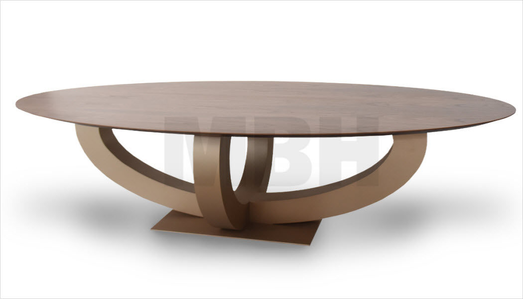 MBH INTERIOR Oval dining table Dining tables Tables and Misc.  |