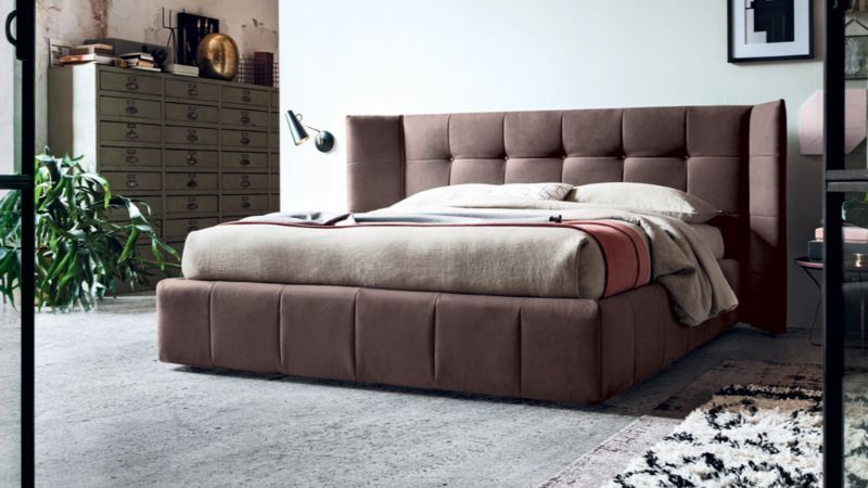 FELIS Double bed Double beds Furniture Beds Bedroom | Design Contemporary
