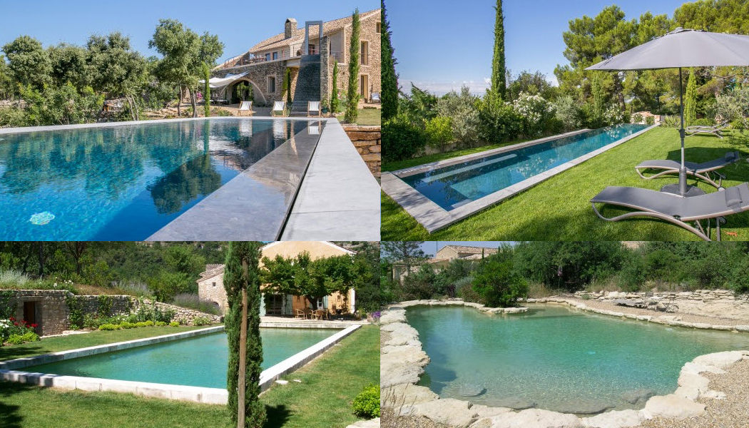 Piscines Jacques Brens Conventional pool Swimming pools Swimming pools and Spa Garden-Pool | Cottage