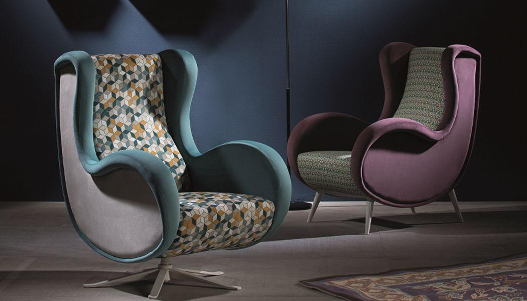 RAGA DESIGN Armchair with headrest Armchairs Seats & Sofas  |