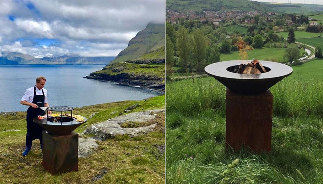 OFYR Griddle Barbecue Outdoor Miscellaneous Garden-Pool | Design Contemporary