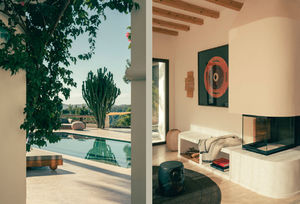 MARION COLLARD - -ibiza - Interior Decoration Plan