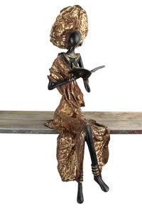 Bronzes d'Afrique -  - Figurine