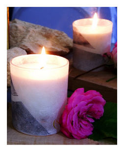 SERICYNE - candela 20-- - Scented Candle