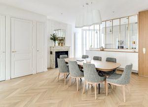 CARRESOL PARQUET - point de hongrie - Wooden Floor