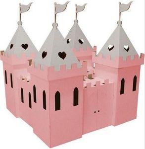 PAPERPOD FRANCE -  - Castle Toy