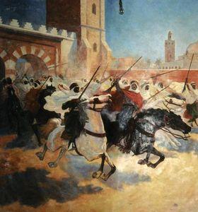 Atelier Follaco Orientalist painting