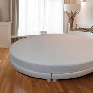 Nicole Germain Vosges Round bed sheet