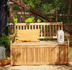 Bois Dessus Bois Dessous Blanket chest
