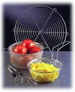 Metaltex Frying basket
