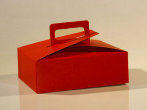 Gift Box International File box