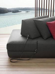 Sun lounger-EXTETA-Montecarlo