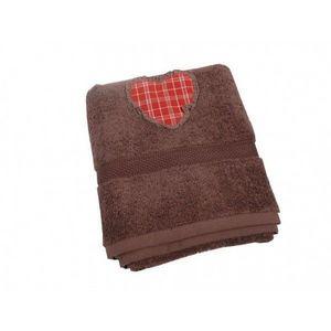 AUTREFOIS - honorine chocolat - Guest Towel