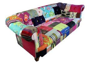 KELLY SWALLOW -  - 3 Seater Sofa