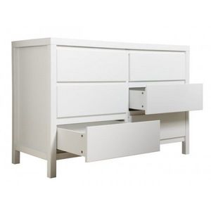 Kids Gallery - commode 6 tiroirs corsica - Children's Drawer Chest