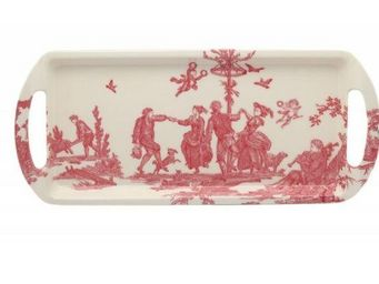 DE JOUY -  - Rectangular Sandwich Tray