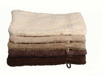 SIRETEX - SENSEI - gant de toilette luxury uni 550gr/m² - Bath Glove