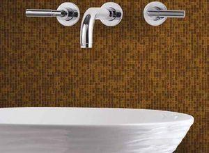 DEMOUR & DEMOUR Mosaïques -  - Mosaic Tile Wall