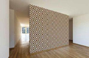 DEMOUR & DEMOUR Mosaïques - love - Mosaic Tile Wall