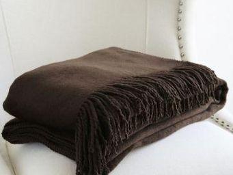 GINGERLILY -  chocolate - Tartan Rug
