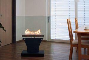 ALFRA FRANCE - virginia 2000 - Flueless Burner Fireplace