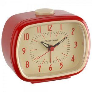 La Chaise Longue - réveil flamenco rouge - Alarm Clock