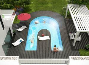 Aquilus Piscines - alpha-b  - Swimming Pool